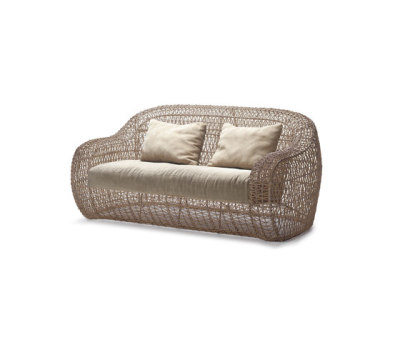 Balou Easy Loveseat by Kenneth Cobonpue