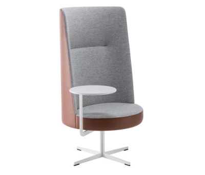 banc High-back chair BC-040 by Brunner