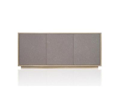 Basic Sideboard 3 doors by Expormim
