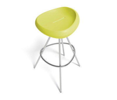 Beaser 80, bar stool by Lonc