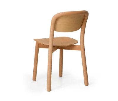 Beech Chair back by DUM