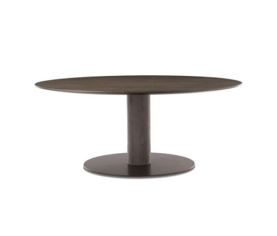 Bellagio Dining Wood H72 by Minotti