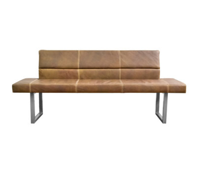 Bench Home Bench with Backrest by KFF
