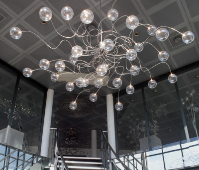 Big Bubbles pendant light by HARCO LOOR