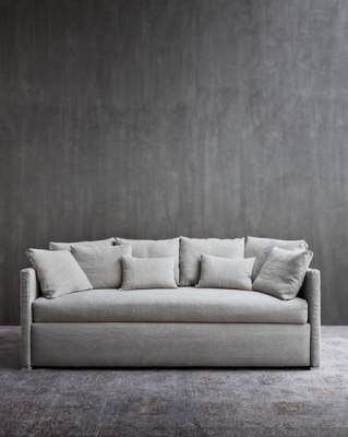 Biss Sofa bed by Flou