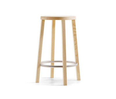 Blocco stool 8500-00 by Plank