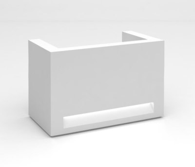 Blok Desk configuration 1 by isomi Ltd