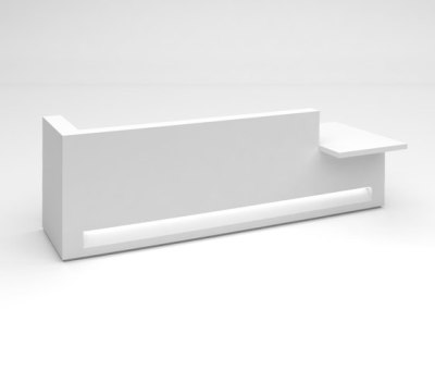 Blok Desk configuration 4 by isomi Ltd