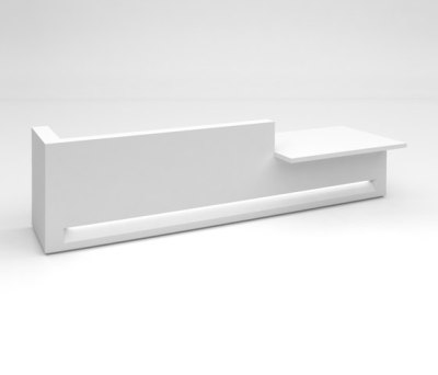 Blok Desk configuration 5 by isomi Ltd