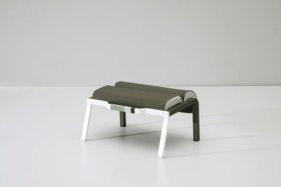 Bob footstool by KETTAL