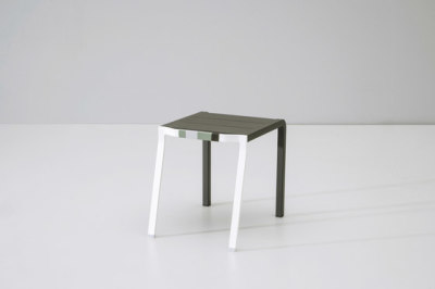 Bob side table by KETTAL