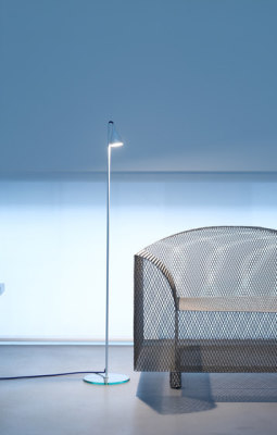 Bom floor lamp by Anta Leuchten