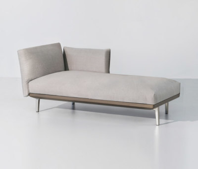 Boma left daybed by KETTAL