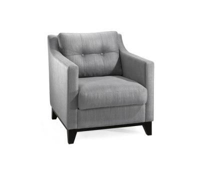 Bonnie armchair by Lambert