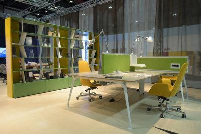 Borges Operational Desk System by Koleksiyon Furniture