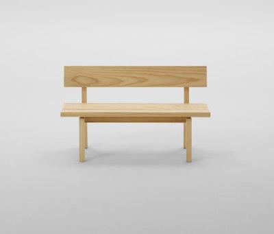 Botan Bench 122 by MARUNI
