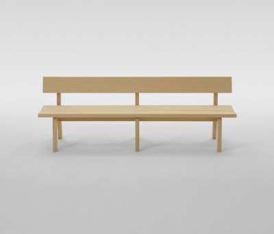 Botan Bench 210 by MARUNI