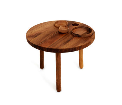 Bowlkan Side Table by Zanat
