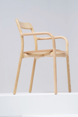 Branca Chair | MC2 by Mattiazzi