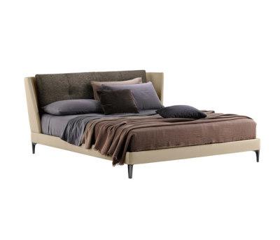 Bretagne Bed by Poltrona Frau