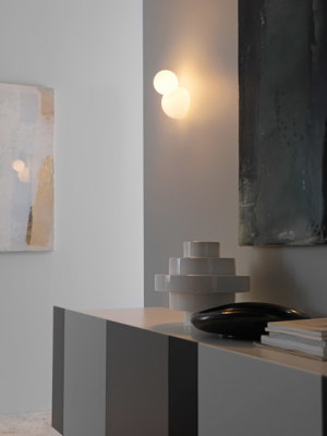 Bruco Wall lamp by FontanaArte