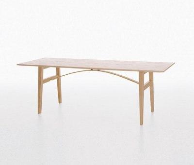 Brygga table BR4 16080 by Karl Andersson