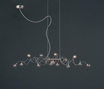 Bubbles Kite – Pendant light by HARCO LOOR