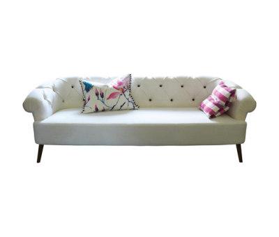 Button Sofa by Designers Guild