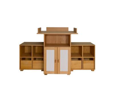 Cabinet Combination 19 by De Breuyn