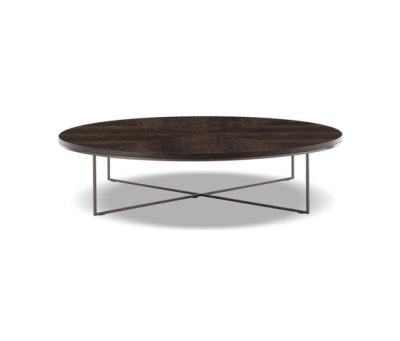 Calder Bronze Coffee table by Minotti