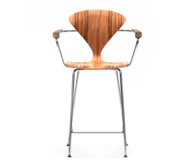 Cherner Metal Base Stool by Cherner