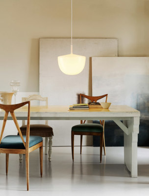 Cheshire Suspension lamp by FontanaArte