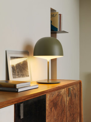 Cheshire Table lamp by FontanaArte