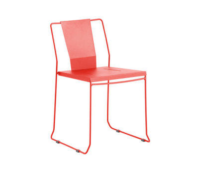 Chicago chair by iSi mar