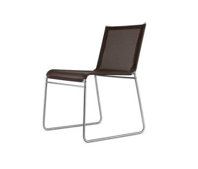Clip chair by Bivaq