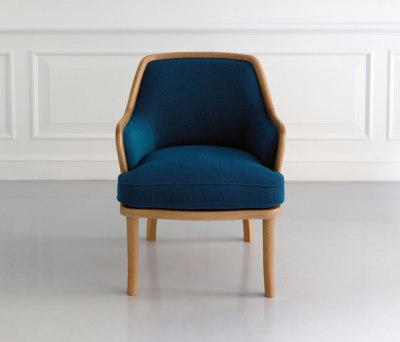 Club Arm Chair by MARUNI