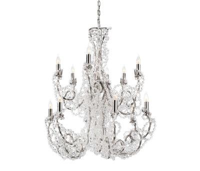 Coco chandelier round by Brand van Egmond