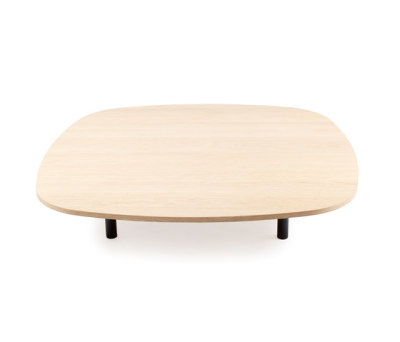 Coffee Table round square by OBJEKTEN