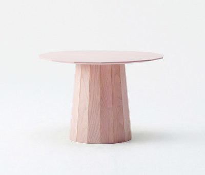 Colour Wood Pink by Karimoku New Standard