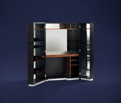 Condotti Trunk desk by Flou