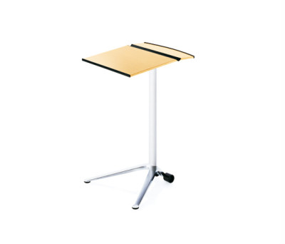 Confair Mobile desk by Wilkhahn