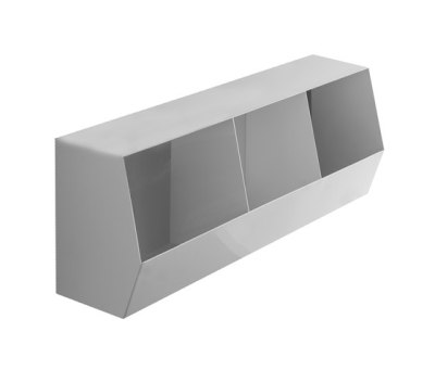 Container wall-mounted cabinet by EX.T