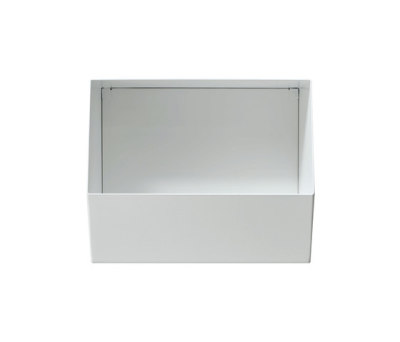 Container wall-mounted cabinet small by EX.T
