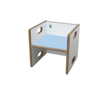 Convertible Chair DBF-813-52 by De Breuyn