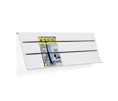 Cord magazine holder by Materia