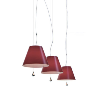 Costanza suspension by LUCEPLAN