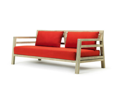 Costes 3-seater sofa by Ethimo