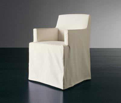 Cruz Quattro Chair by Meridiani