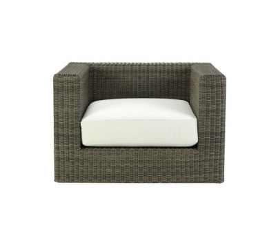 Cube armchair by Ethimo