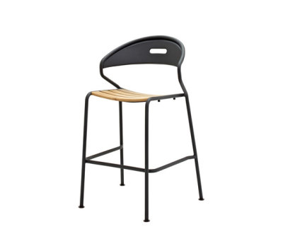 Curve Bar Chair by Gloster Furniture
